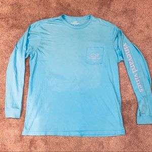 🔥Vineyard vines LS TEE LARGE